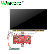 No Backlight 13.3 inch 4K 3840x2160  wled  IPS LCD Display screen EDP Connector with 2 HDMI LCD Controller Board LP133UD1-SPA1 цены