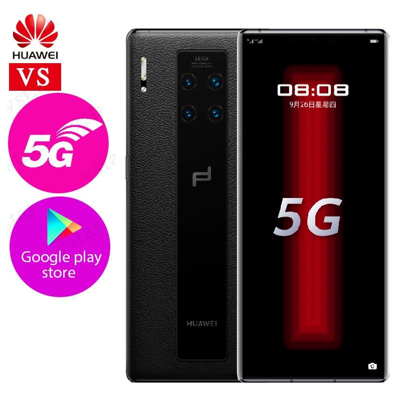HUAWEI Mate 30-Rs 5G Google 512gb 12gbb GSM/5G/WCDMA/LTE Nfc Supercharge Bluetooth 5.0/Game turbogpu turbo/5g wi-fi