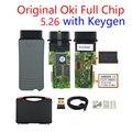 5054a Original Oki Full Chip for Win10 with Bluetooth AMB2300 Keygen 6154 WIFI v5.1.6 v7 Obd2 Scanner Code Reader Diagnostic