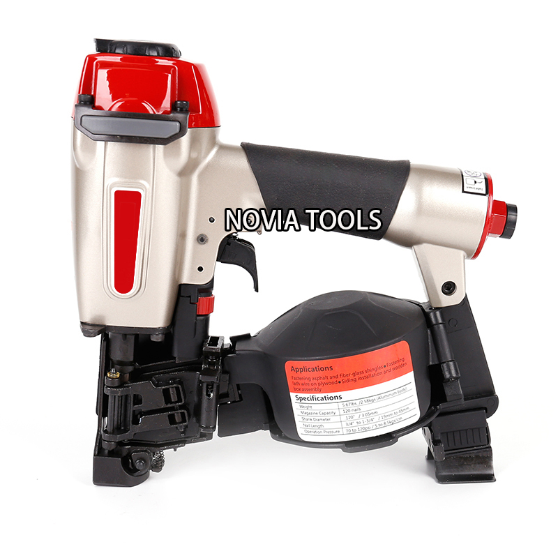 Heavy Duty Nailer And Stapler CRN45A