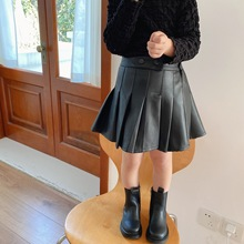 Short Skirt Tutu Girls Black Toddler White Kids Fashion Casual Children New Winter And