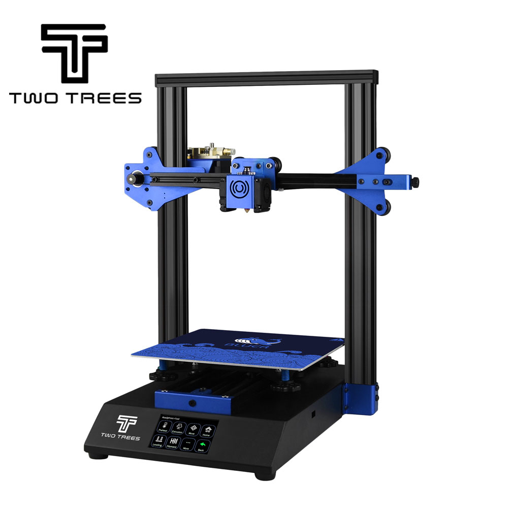 BLUER TWO TREES 3D Printer with Touch screen for High Quality Printing 2