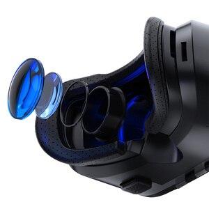 Image 4 - Original vr shinecon 8.0 edição padrão e fone de ouvido versão realidade virtual 3d vr óculos fone de ouvido capacetes controlador opcional