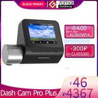 70mai-Cámara de salpicadero Pro Plus con GPS incorporado, 1944P, velocidad coordinada, DVR, Monitor de aparcamiento 24H, 70mai Pro Plus