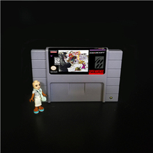 Картридж для игр Chrono Trigger RPG, 16 бит, 46 контактов, версия США
