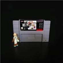Chrono Trigger gra RPG wkład bateria bezpiecznie ze 16 bit 46 pin wersja USA