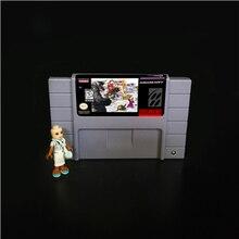 Chrono déclencheur cartouche de jeu RPG batterie économiser 16 bits 46 broches Version USA