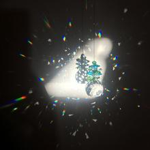 Ornament Prisms Fengshui-Decoration Rainbow-Maker Pineapple-Suncatcher Crystal Hanging-Pendant