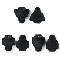 1 Pair Replacement for SPD-SL/LOOK KEO/LOOK Delta Pedal Cleats Covers Road Bike Cleats Protector