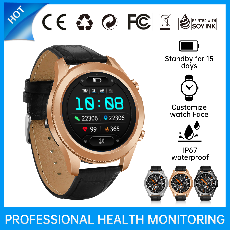 Galaxy W3 Smartwatch Fitness Tracker Bracelet Bluetooth Call Men's Smart Watch Waterproof IP68 Women's Watches for Huawei Xiaomi 2