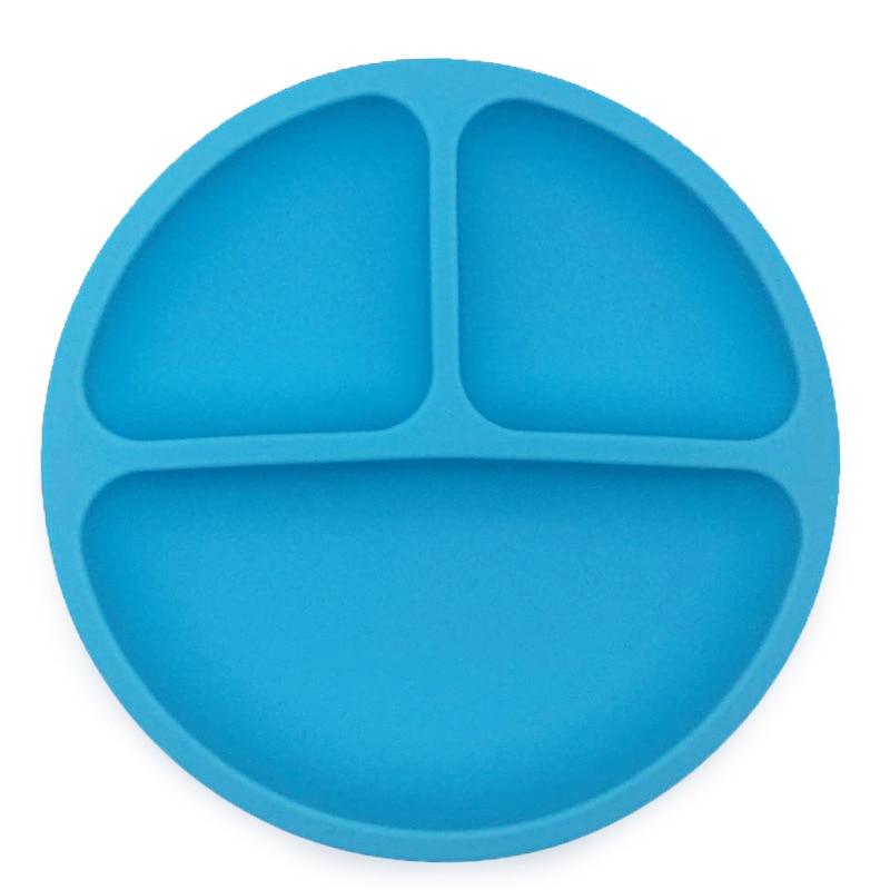 Plate Blue