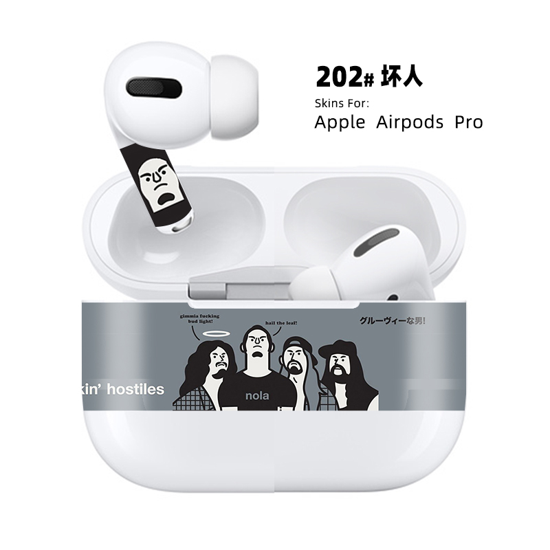 Paper Dust Guard for Apple AirPods Pro 53
