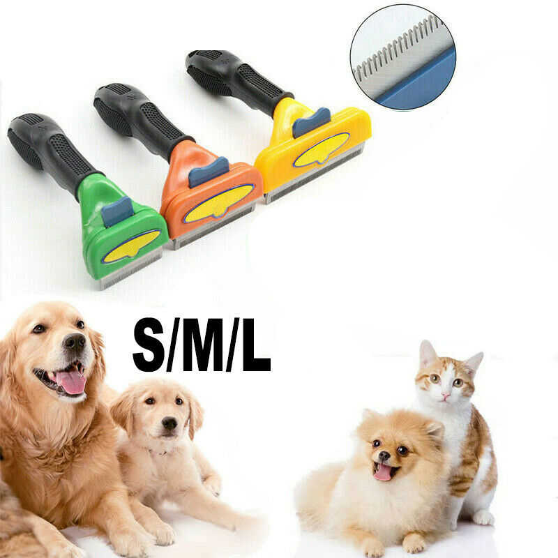 Pet Hair Removal Brush Combs Grooming Tools Furmins Dog Cat Brush  Pet Supply Detachable Clipper Attachment Pet Trimmer Combs