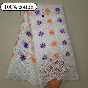 100%cotton swiss voile lace in switzerland burnt lace dubai fabric tissu dentelle coton nigeria lace fabric for dress yc14-80
