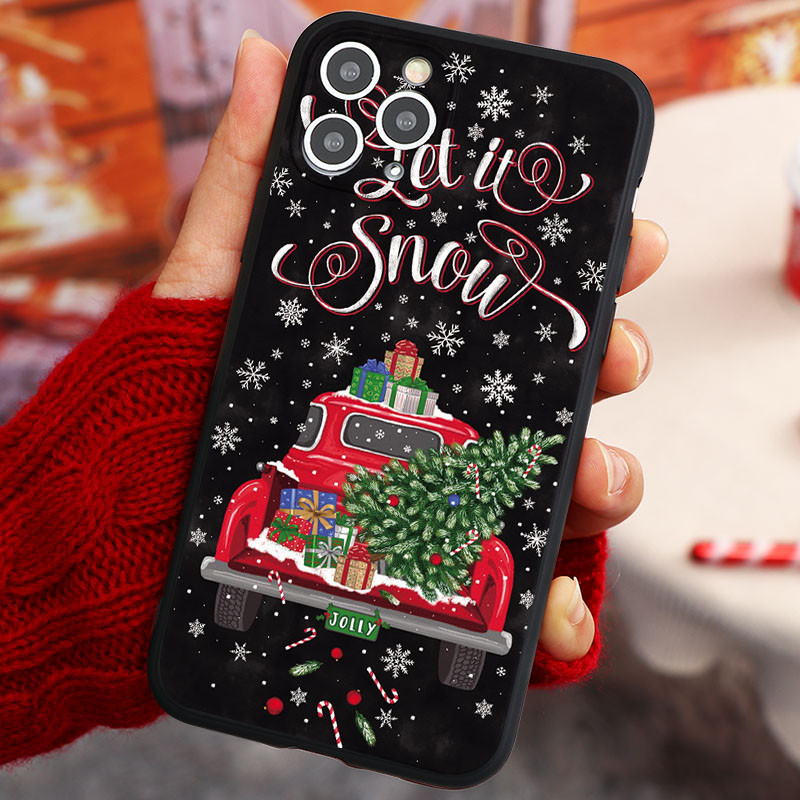 iPhone 12 Pro Max Christmas phone case