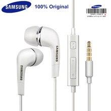 Original Samsung EHS64 Kopfhörer Wired 3,5mm In-ohr mit Mikrofon Wired Controller Unterstützung Android für Galaxy S8 S9 plus A10 A2