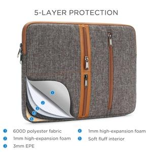 Image 4 - DOMISO 10 11 13 14 15.6 Inch Laptop Sleeve Case Unique Computer Bag Pouch Cover for Apple Dell HP Lenovo Acer ASUS