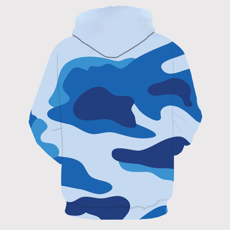 3D Printed Abstract Hoodies Men&Women 12