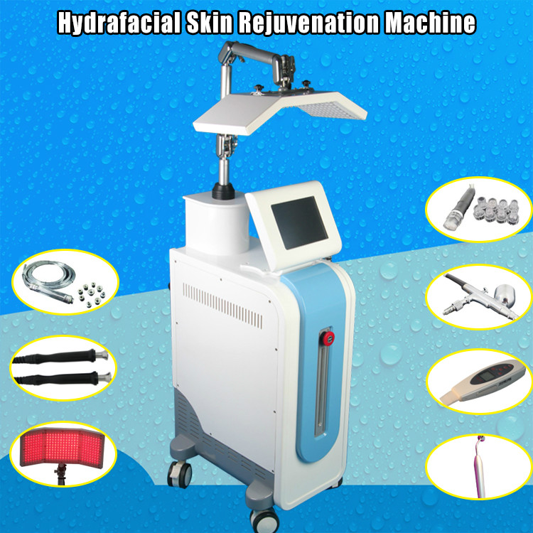 PDT Bio-Light Therapy Wrinkle Removal For Skin High Quality Multi-Functional Hydrafacial Skin Rejuvenation Machine