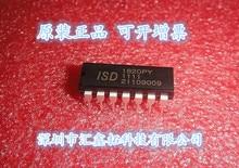 10pcs/lot ISD1820PY ISD1820 DIP-14  ISD1820PY DIP14 50pcs lot cd4072be cd4072 dip 14 new origina