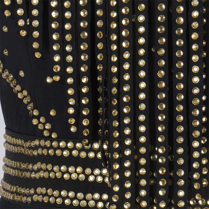 Продвинутая юбка для спортивных танцев для латинских танцев, Женская юбка с длинными рукавами для самбы и латинских танцев, танцевальная одежда для взрослых, платье для латинских танцев