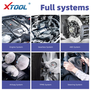 Image 5 - XTOOL PS80 Professional OBD2 Automotive Full System Diagnostic tool ECU Coding ps 80 Free update online
