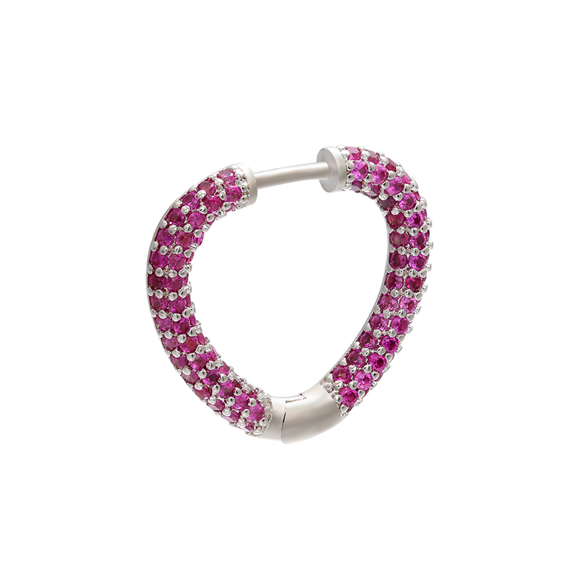 silver pink-1pc