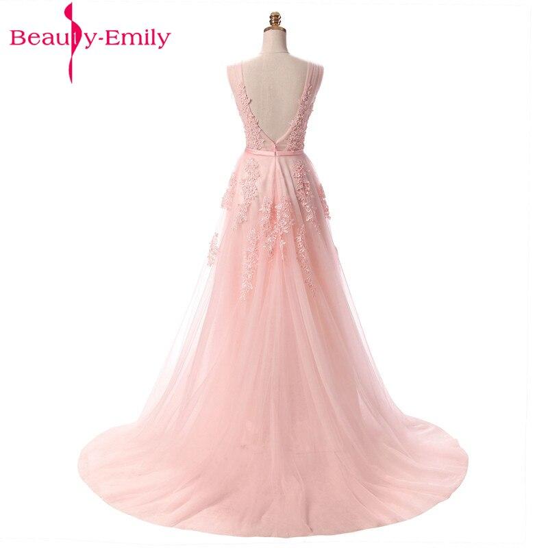 Royal blue Evening Dress plus size Long 2020 A Line Formal Party dresses appliques lace prom gown dress bridal Vestido De noiva 5