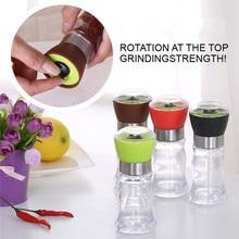 Grinder Salt Pepper Shaker Kitchen-Tool Muller Spice Manual Handy Seasoning Gadget Cookware