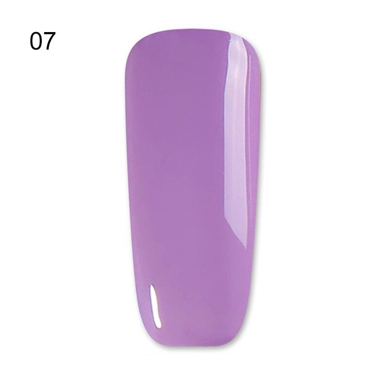Lavanda violetas uv led embeber fora unhas