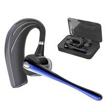 Più nuovo B1 Cuffie Senza Fili Bluetooth 5.0 Auricolare con microfono riduzione del Rumore Auricolare Bluetooth con microfono per tutti i Telefoni Intelligenti
