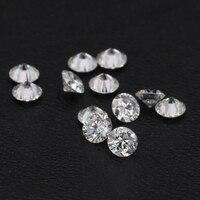 Starszuan 2.3mm HTHP lab grown diamond 30pcs/bag best price for fashion jewelry making