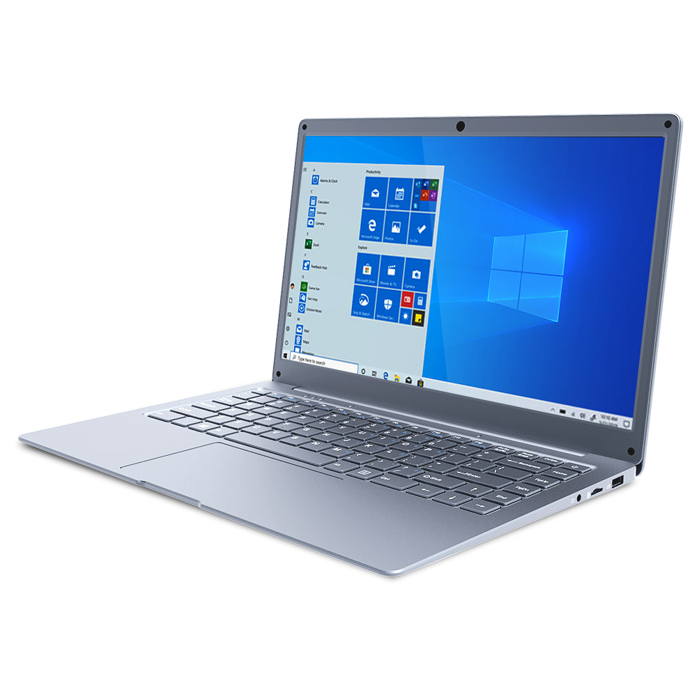 Jumper EZbook S5 14.0 Inch Laptop Apollo N3350 6GB DDR4L+64GB EMMC Windows 10 1920*1080 FHD Ultrathin Notebook