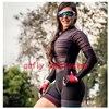 2020 mulheres profissionais triathlon manga longa conjunto skinsuit maillot ropa ciclismo aofly mtb bicicleta roupas macacão fino almofada esponja macaquinho ciclismo feminino manga longa roupas com frete gratis macaca 8