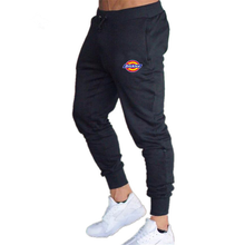 Spring And Summer Men's Print Casual Comfortable Cotton Loose Jogging Dickies Pants S-XXL