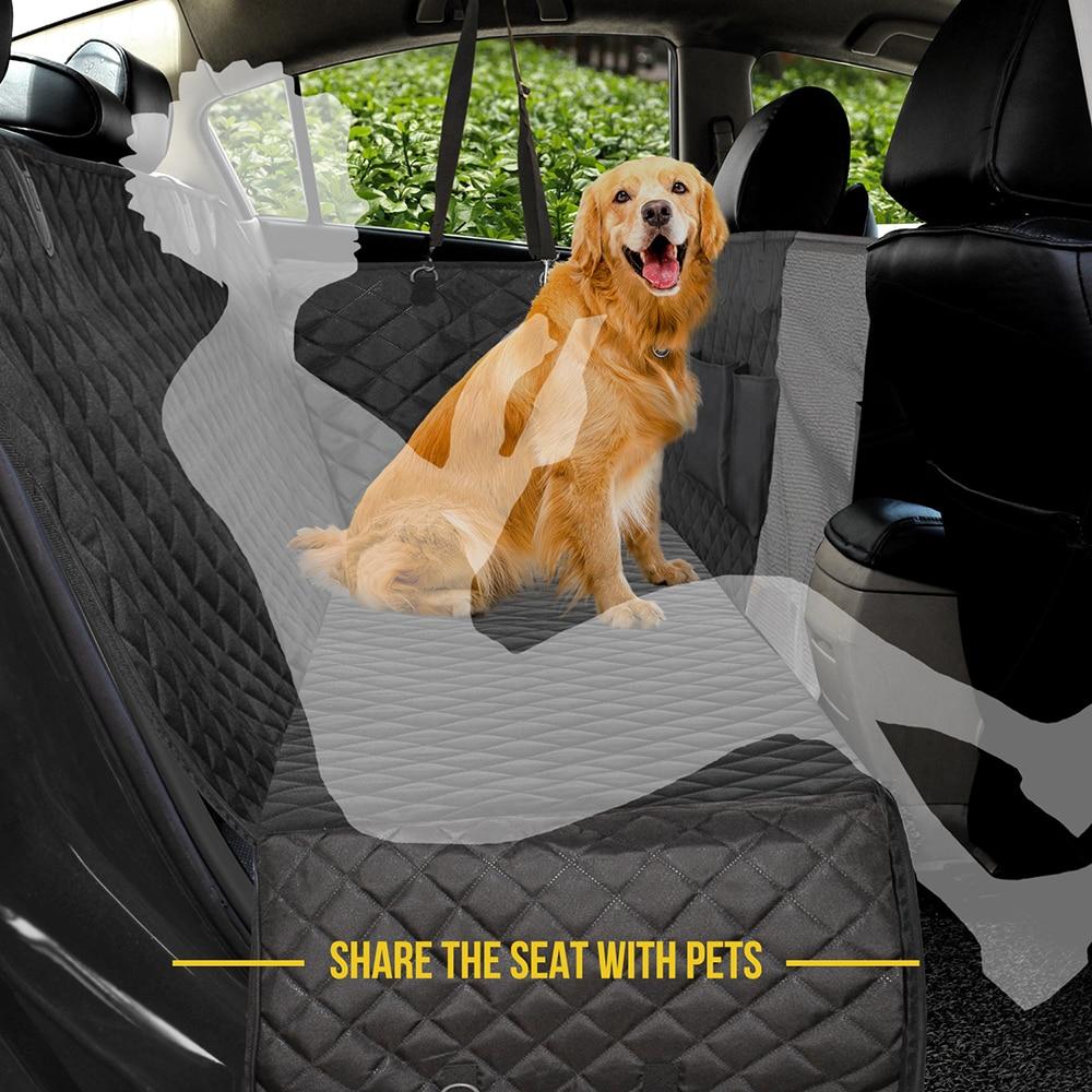 Hammock Dog Car Seat Cover