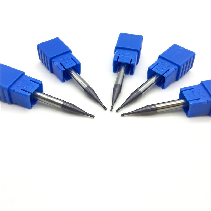 Цена со скидкой HRC50 4F фрезы 4 мм 5 мм 6 мм 8 мм 12 мм Концевая фреза карбидная фреза Вольфрамовая сталь CNC фрезерные инструменты