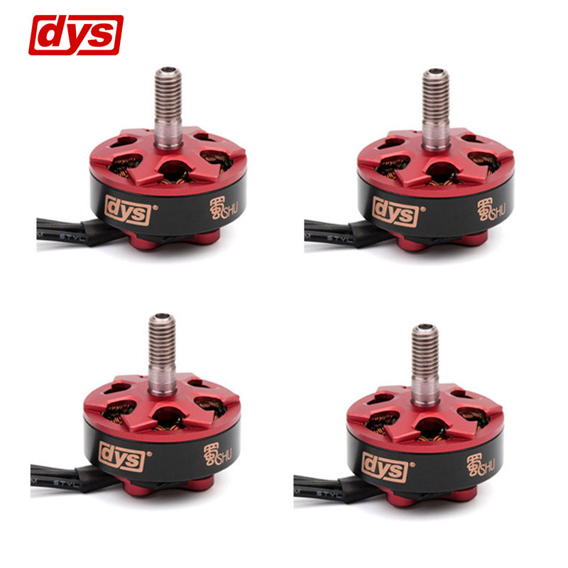 DYS Samguk Series Shu 2306 2250KV 2500KV 2800KV 3-4S 1750KV 4-<font><b>6S</b></font> Brushless <font><b>Motor</b></font> for RC Models Multicopter Spare Part Accs image