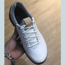 Men Professional Waterproof Golf Shoes Genuine Leather Spikes Golf Sneakers Outdoor Size 39-45 Sport Athletic Footwears