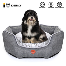 DEKO Dog Bed Soft Sleeping Sofa Waterproof Cushion Mat For Puppy Cat Cotton Pillow Pet Supplies