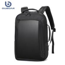 OUBDAR 2020 New Large Capacity 15 inch School Backpack USB Charging Man Laptop Backpack for Teenager waterproof back pack men