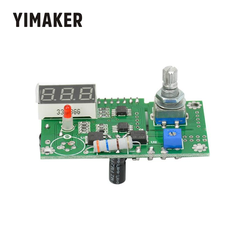 Use The 936 Transformer Soldering Station Controller Circuit Board For Digital A1322 T12 T2 Heating Core
