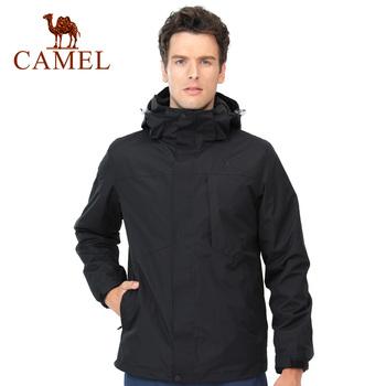 CAMEL mężczyźni kobiety utrzymuj ciepło Outdoor kurtka turystyczna kurtka narciarska Thermal Fleece wewnętrzna wodoodporna wiatrówka turystyka Trekking Coat tanie i dobre opinie Poliester Mężczyźni i Kobiety 1490G Kurtki Camping i piesze wycieczki Szybkie suche Wiatroszczelna Termiczne Pasuje prawda na wymiar weź swój normalny rozmiar