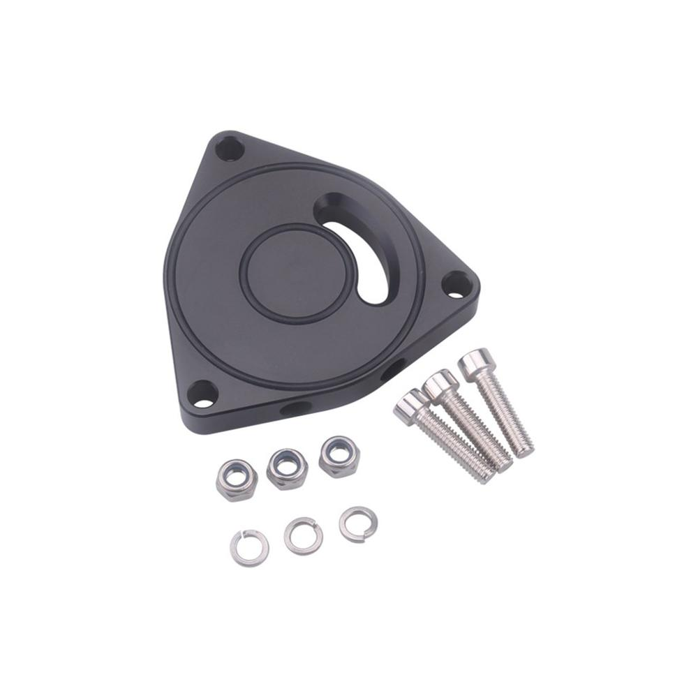 Turbo Blow Off Valve Plate Spacer BOV 1.5T Coupe Billet FOR 2015-2019 Honda Civic