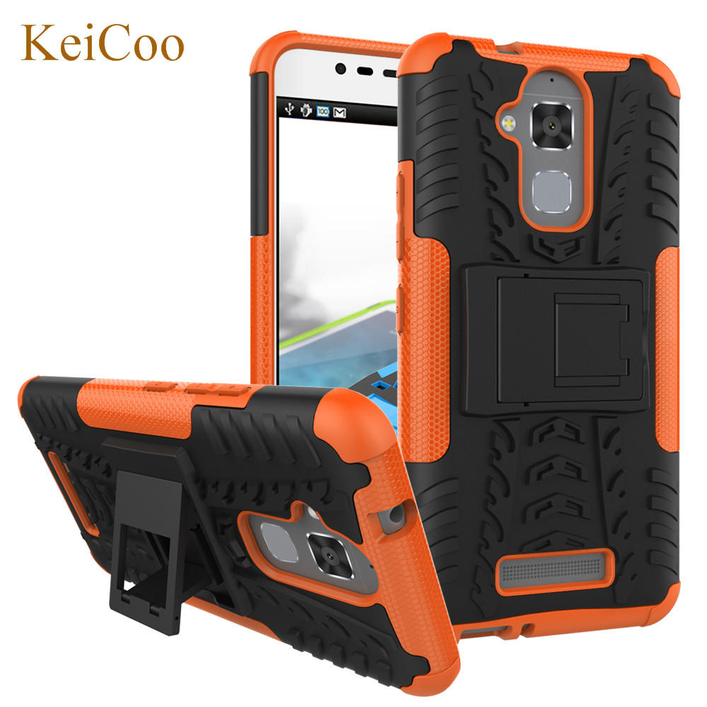 Hybrid Armor Cases For <font><b>Asus</b></font> ZenFone 3 Max 5.2 Global <font><b>ASUS</b></font>_X008D Cases Silicone Covers For <font><b>ASUS</b></font> ZenFone3 Max <font><b>ZC520TL</b></font> Full Housing image