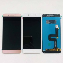Gold Original 100% New 5.5inch Full LCD DIsplay +Touch Screen Digitizer Assembly For LeTV LeEco Le Pro3 X720 Pro 3 Free Shipping