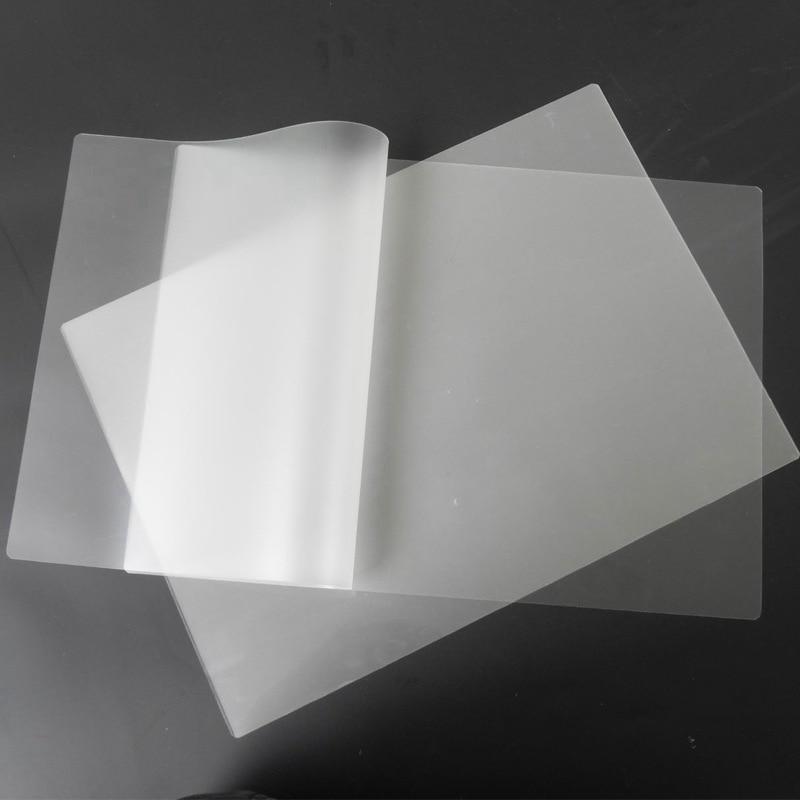 50 шт./лот 70 Mic A4 термоламинирующая Пленка ПЭТ для ламинирования фото/файлов/карт/картин
