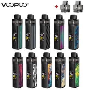 Image 1 - Новый цвет оригинальный VOOPOO VINCI Mod Pod Комплект 5,5 мл Vape Pod & 1500 мАч батарея подходит 0.3ohm PnP катушка электронная сигарета испаритель