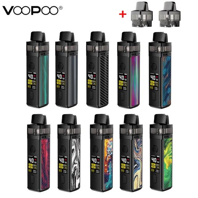 Новый цвет оригинальный VOOPOO VINCI Mod Pod Комплект 5,5 мл Vape Pod & 1500 мАч батарея подходит 0.3ohm PnP катушка электронная сигарета испаритель