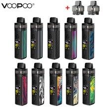 جديد لون أصلي VOOPOO VINCI Mod Pod Kit 5.5 مللي Vape Pod & 1500 مللي أمبير بطارية صالح 0.3ohm PnP لفائف سيجارة إلكترونية